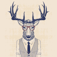business deer