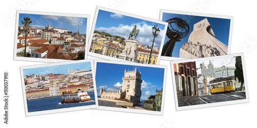 Photographies de Vacances Lisbonne Portugal