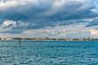 Quadro Venice Shoreline Under Gray Clouds