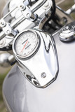 Fototapety Motorcycle speedometer