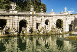 Royal Palace fountain