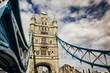 famous Tower Bridge