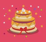 delicious cake design