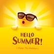 Hello Summer! Enjoy the holidays.