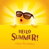 Hello Summer! Enjoy the holidays. - 110251502
