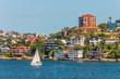 Exclusive homes along Sydney Harbor