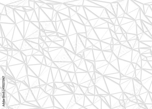 Triangle Stroke Background