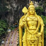 Batu Caves, Kuala Lumpur, Malaysia.