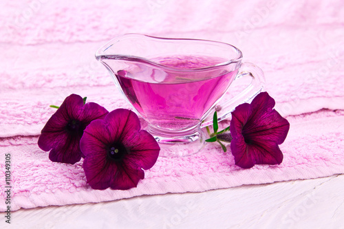 Obraz na Szkle Flower essence