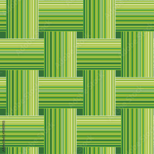 Fototapeta vector illustration of bamboo background