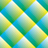 modern color gradation geometry seamless pattern