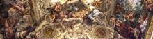 """Постер, картина, фотообои """"Ceiling fresco in Palazzo Barberini, Rome, Italy"""""""