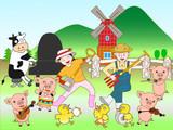 家畜農家のコンサート
