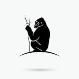 Gorilla symbol
