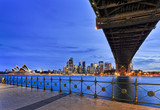 Sy Kirribilli Under Bridge CBD