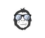 Monkey logo - 110501312