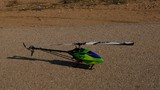 rc Helicopter landing