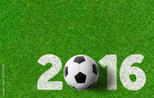 Fußball - 2016