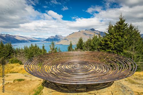 Basket of dreams @ Qeenstown hills, New Zealand