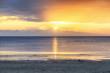 Sonnenaufgang über der Ostsee (Insel Usedom)