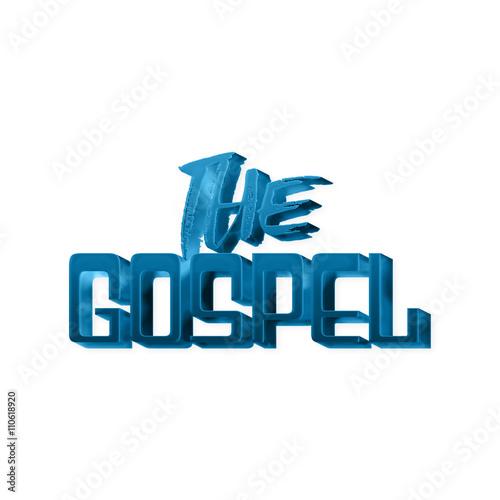 Zdjęcia na płótnie, fototapety, obrazy : The Gospel