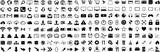 Web icons set - 110641542