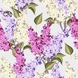 Vintage lilac seamless