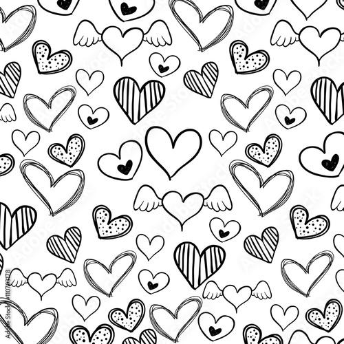 Zdjęcia na płótnie, fototapety, obrazy : love card design