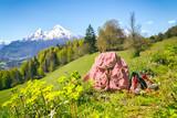 Wanderung Berchtesgadener Land - Maria Gern - Watzmann - Rucksack - Wanderung