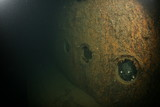 Baltic Sea underwater diving Ship Wreck photo