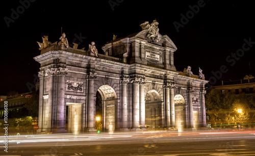 Zdjęcia na płótnie, fototapety, obrazy : Madrid,monumento