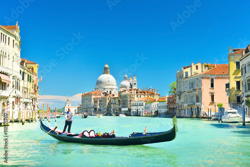 Spoed canvasdoek 2cm dik Venetie Venice