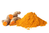 Turmeric rhizome and powder - 111077315