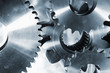 titanium and steel cogs and gears aerospace industry