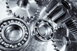 engineering parts in titanium and steel, power parts for the aerospace industry