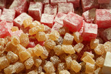 Turkish Delight in a market