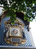 Fototapeta Paris - Paryż - zabytkowy zegar © BrandFriend