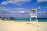 沖縄のエメラルドビーチ