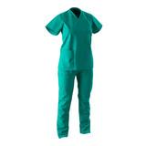 Female doctor or nurse uniform isolated on white 3D Illustration