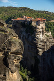 Meteora, Holy Monastery of Varlaam, Greece