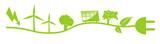 énergies renouvelables prise électrique - 111469191