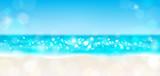 Fototapety 海 砂浜