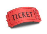 Curved Ticket