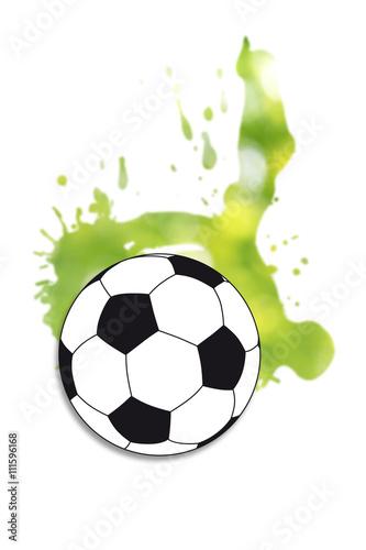 Poster soccer