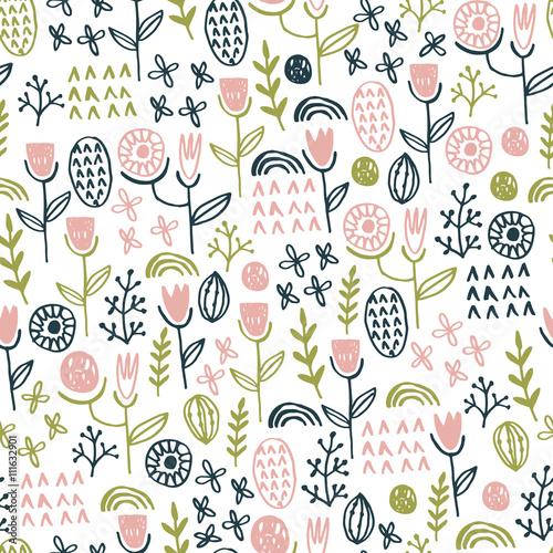 wektor-kwiatowy-wzor-w-stylu-bazgroly
