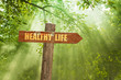 Quadro Healhy Life
