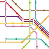 Plan de métro - 111661920