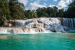 Agua Azul waterfalls, Chiapas, Mexico - 111664181