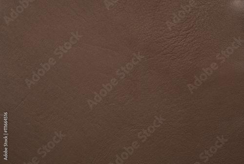 Fotobehang Stof leather brown