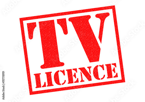 Poster TV LICENCE
